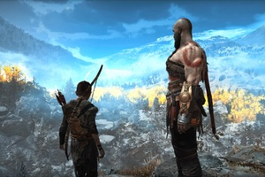4k God Of War 4