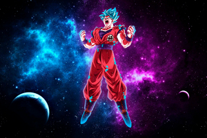 4k Goku Dragon Ball Super Wallpaper