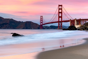 4k Golden Gate Bridge San Francisco