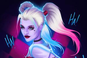 4k Harley Quinn 2020