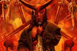 4k Hellboy