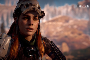 4k Horizon Zero Dawn Video Game