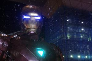 4K Iron Man