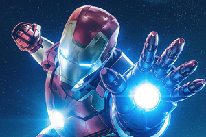4k Iron Man Artwork 2020 Wallpaper