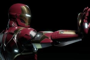 4k Iron Man Cgi Wallpaper