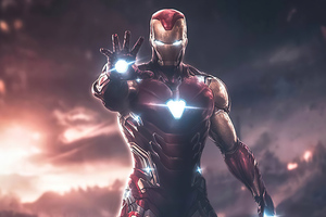 4k Iron Man New 2020