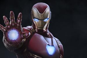 4k Iron Man Newart