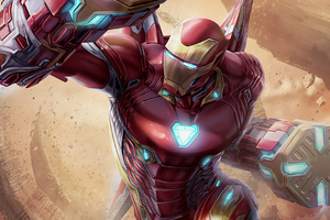 4k Iron Man Suit 2020 Wallpaper
