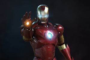 4k Iron Man2020 Wallpaper
