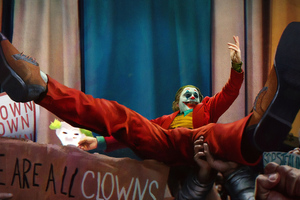 4k Joker Clowns