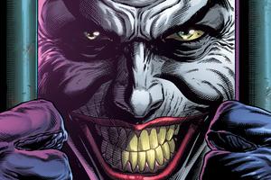 4k Joker Smile