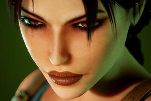 4k Lara Croft
