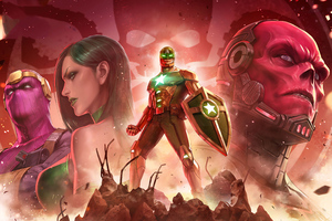 4k Marvel Future Fight