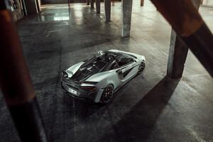 4k McLaren 570s Spider 2018