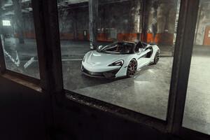 4k McLaren 570s Spider