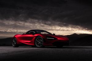 4k McLaren 720S 2020 Wallpaper