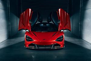 4k McLaren 720s Vorsteiner Wallpaper