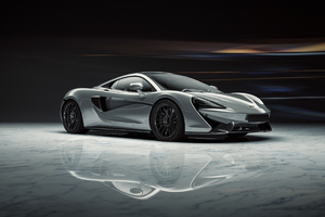 4k Mclaren New Wallpaper