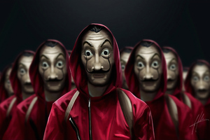Berlin Money Heist 4k Hd Tv Shows 4k Wallpapers Images
