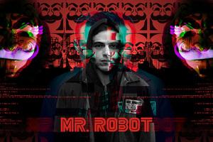 4k Mr Robot