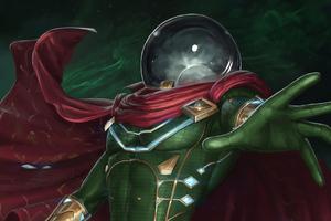 4k Mysterio Wallpaper