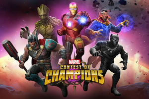 4k New Contest Of Champions