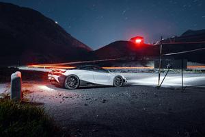 4k Novitec McLaren 720S 2018