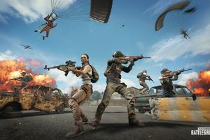 4k PlayerUnknowns Battlegrounds 2018