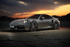 4k Porsche 2021 Wallpaper