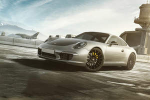4k Porsche