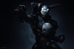 4k Punisher X War Machine