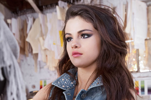 4k Selena Gomez Cute Wallpaper