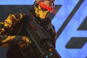 4k Soldier 76 Overwatch