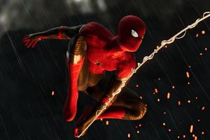 4k Spider Man 2020