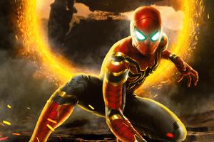 4k Spider Man 2020 Art Wallpaper