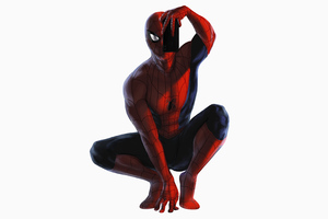 4k Spider Man Clicking Pictures Wallpaper
