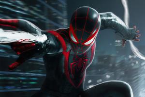 4k Spider Man Miles Morales 2020