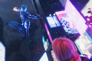 4k Spider Man Miles Morales