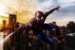 4k Spider Man