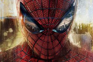 4k Spiderman Artwork