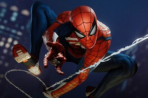 4k Spiderman Ps4