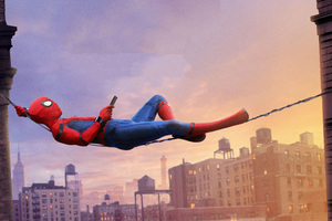 4k Spiderman