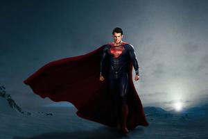 4k Superman Henry Cavill 2020