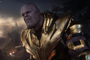 4k Thanos 2020