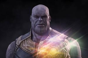 4k Thanos