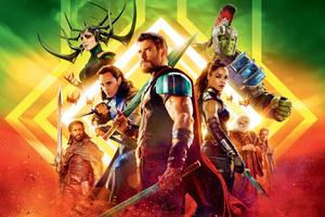 4k Thor Ragnarok