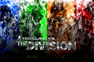 4k Tom Clancys The Division