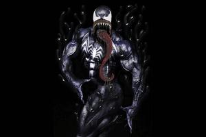 4k Venom Wallpaper