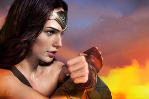 4k Wonder Woman 2020