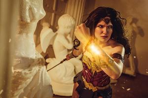 4k Wonder Woman Cosplay 2020